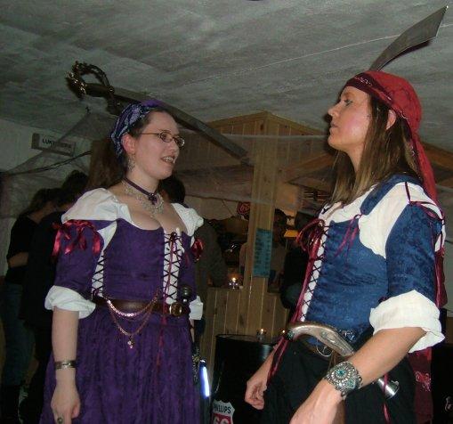 pirat kostyme tips